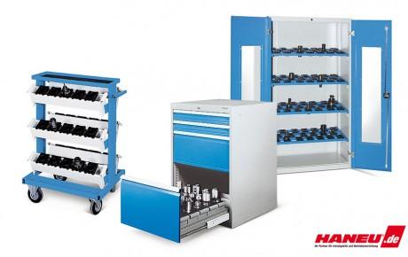 CNC-Werkzeuglagerung