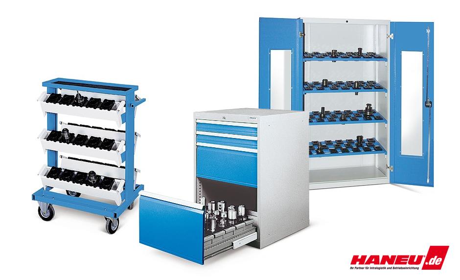 CNC-Werkzeugschränke - HANEU Katalog GmbH