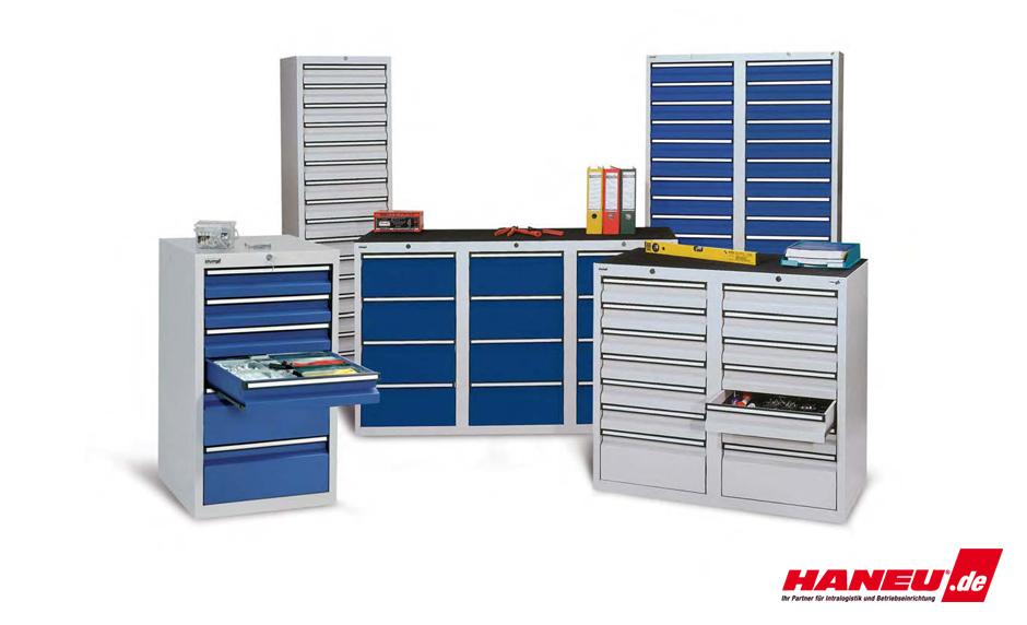 Schubladenschränke Stumpf Metall für Ihre Werkstatt günstig einkaufen